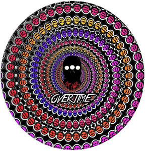 Overtime / Lift Off Ft. Pep Love (phonotropic)