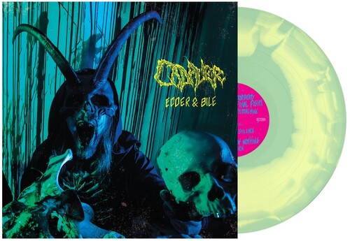Edder & Bile (Mint Green / Yellow Swirl Vinyl)