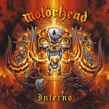 Load image into Gallery viewer, VJQC Score : 93% - Motorhead - Inferno - Vinyl