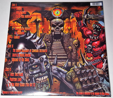 Load image into Gallery viewer, VJQC Score : 91.5% - Gwar ‎– The Blood Of Gods - Double LP