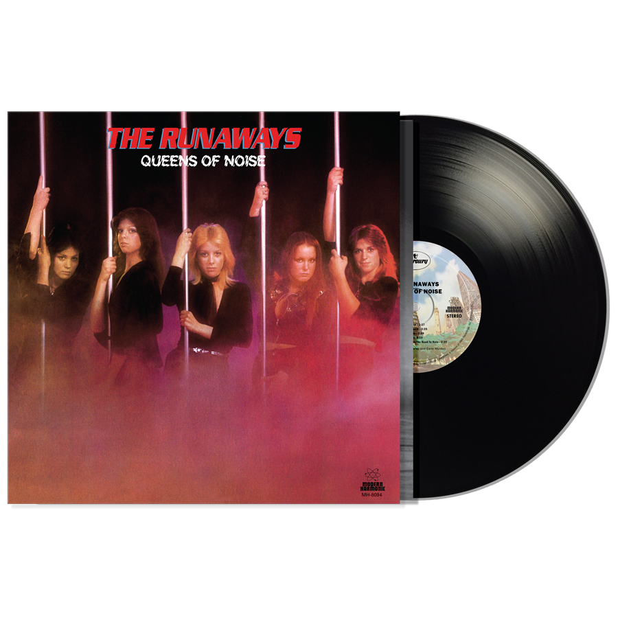 VJQC Score : 97% - The Runaways - Queens Of Noise