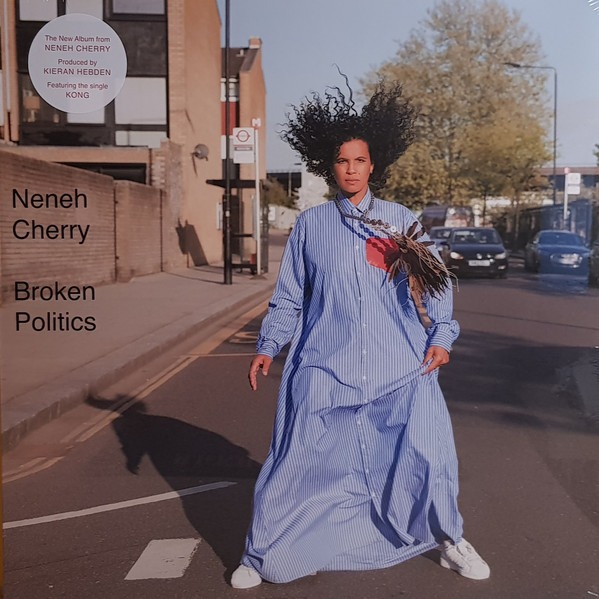 Neneh Cherry ‎– Broken Politics -