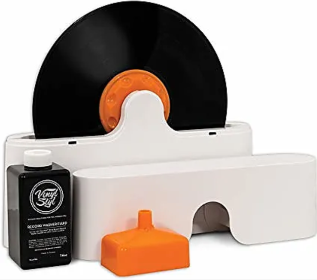 Vinyl Junkies Record Washer System