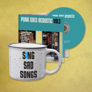 CD + COFFEE CUP BUNDLE