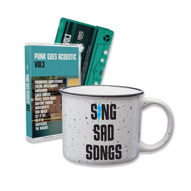 CASSETTE + COFFEE CUP BUNDLE