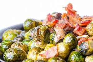 Brussel Sprouts - Holiday Meal- Home Cuisine