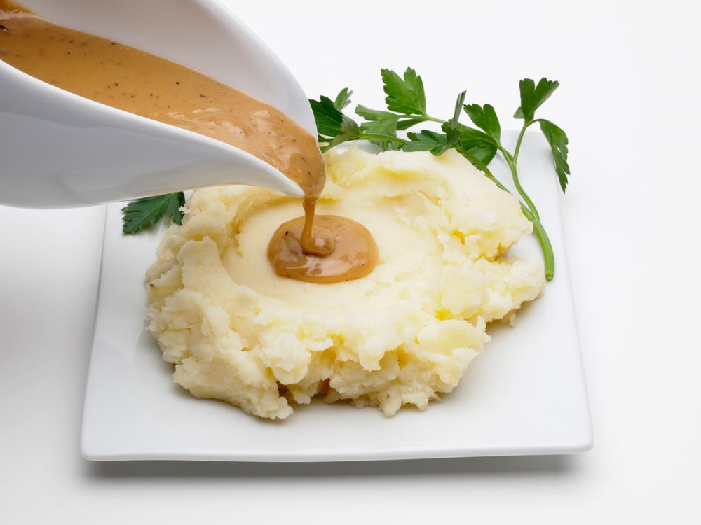 MASHED POTATOES - Holiday Meal- Home Cuisine