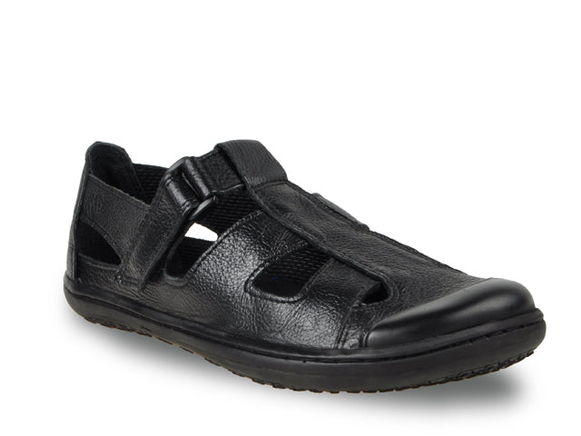 FROGGIE SCHOOL VELCRO 7814 BLACK