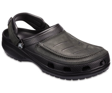 CROCS YUKON VISTA BLACK MENS