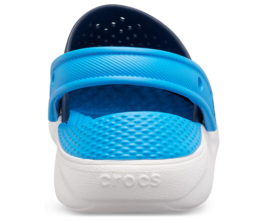 CROCS LITERIDE CLOG KIDS BLUE