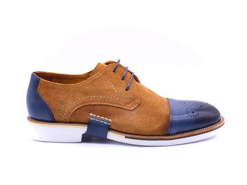 MOL003 NAVY TAN