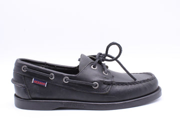 SEBAGO DOCKSIDES  BLACK