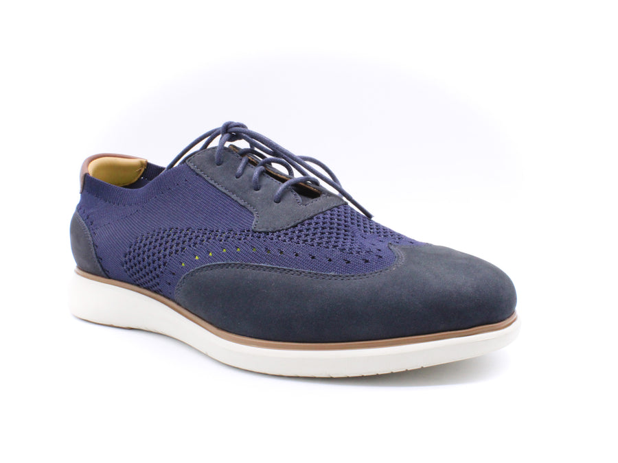 FLORSHIEM FUEL KNIT WING NAVY