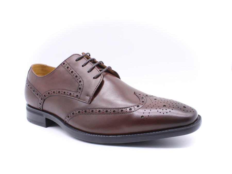 FLORSHEIM TRIBUTE BROWN