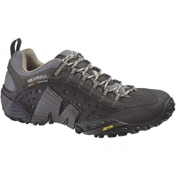 MERRELL INTERCEPT BLACK Gents, gents casual, Gents Shoes, gents sneakers, hiking, merrell