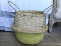 Deep Seagrass Basket |Choice Of Colours
