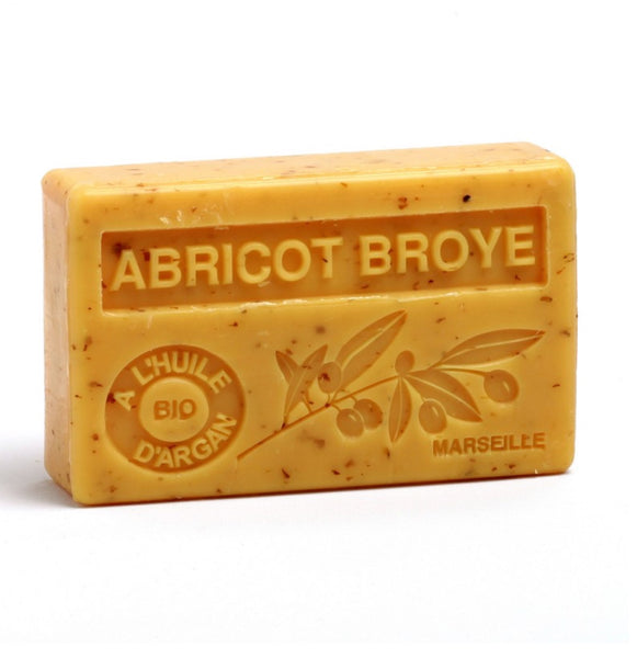 Organic Argan Oil French soap with Apricot Kernel