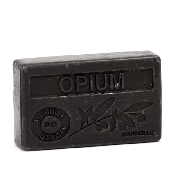 Organic Argan Oil French soap Opium