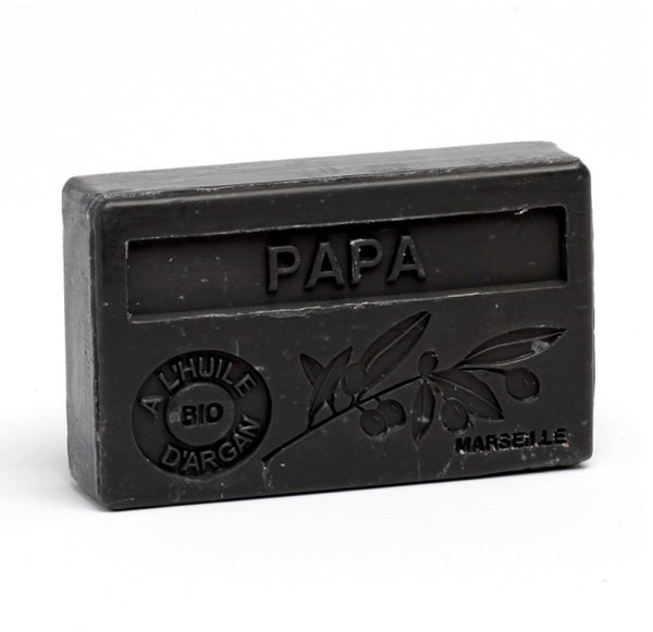 Organic Argan Oil French soap For Dad  Papa