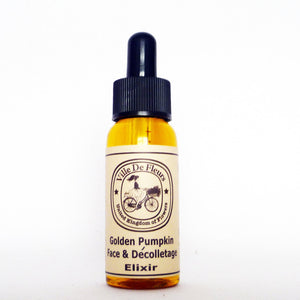 Golden Pumpkin Face & Décolletage Elixir