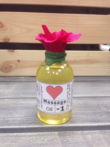 Bio Active Massage Oil