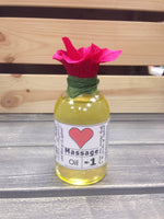Massage OIl No 1 || Sensual Aphrodisiac || Valentine's Day gift for her|| gift for him
