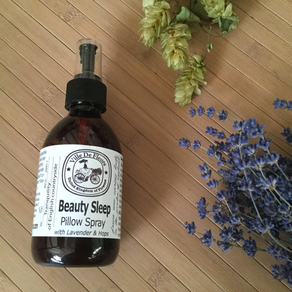 Beauty Sleep Lavender & Hops Pillow Spray