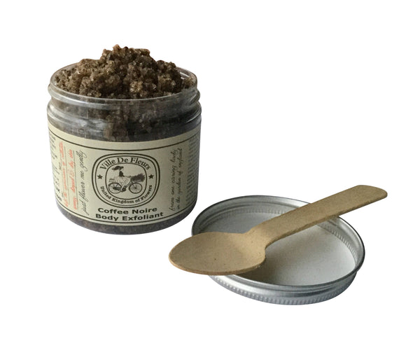 Anti-cellulite Fair Trade Coffee Body Scrub  Gift for her, Gift for women, Unusual gifts, unique gifts for women. Vegan skincare, Vegan gift