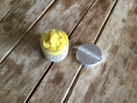 Ginger Zest Dead Sea Salt Body Scrub