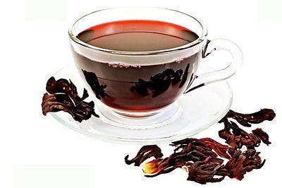ORGANIC HIBISCUS FLOWERS Herbal tea