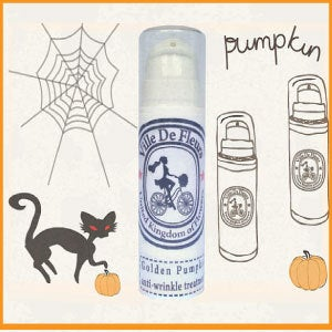 Golden Pumpkin Hyaluronic Acid + A, E Facial Treatment
