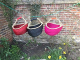Collapsible Seagrass Basket | Storage Basket | Planter