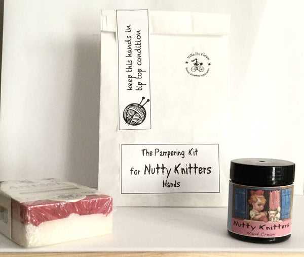 The Pampering Kit For Nutty Knitters Hands