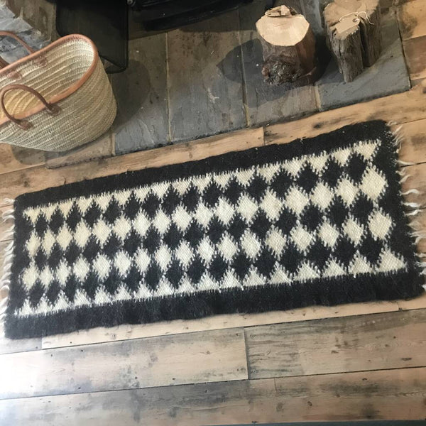 Victorian Thick Wool Rugs