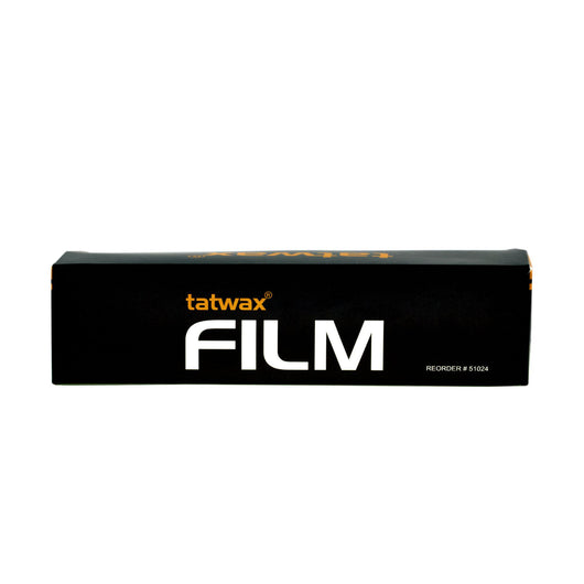 TATWAX FILM 6 IN x 5.5 YD (Transparent Aftercare Protection)