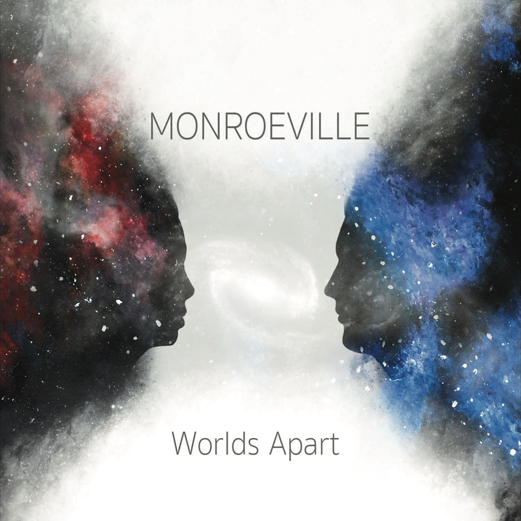 World's Apart CD
