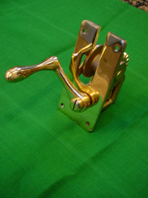 Brass Tennis Winder