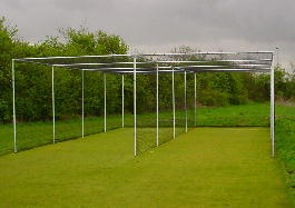 Heavy Duty Socketed Cricket Cage