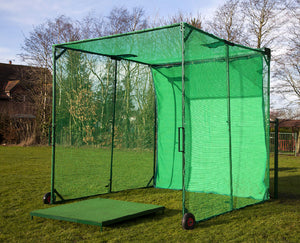 Golf Enclosure - Folding Golf Cage