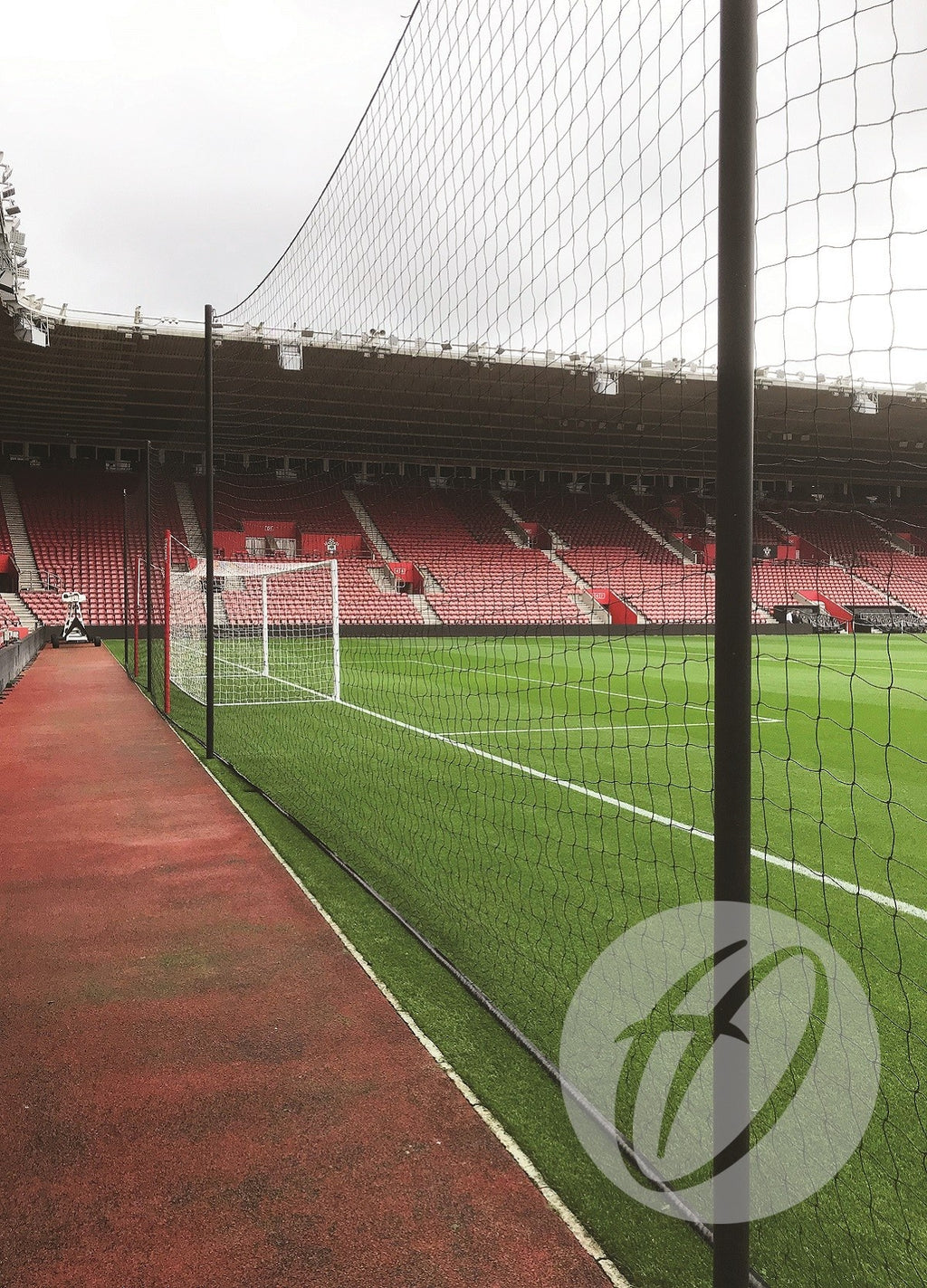 Ball Stop Crowd Protection System 5m high