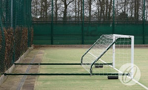 3G Aluminium Fence Folding Goals