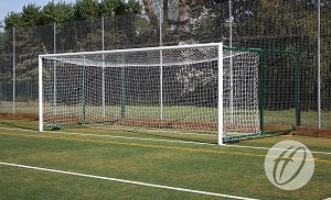 Football Goals 3G Aluminium Fence Folding 2.3-3.5m Projection