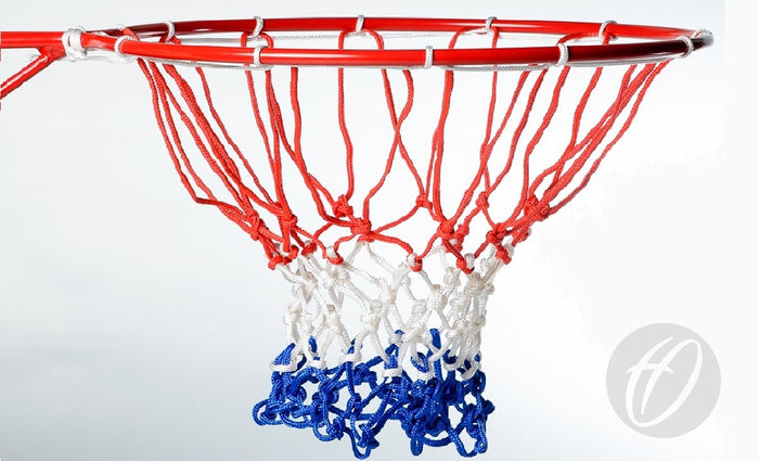 Basketball Nets - Tricolour