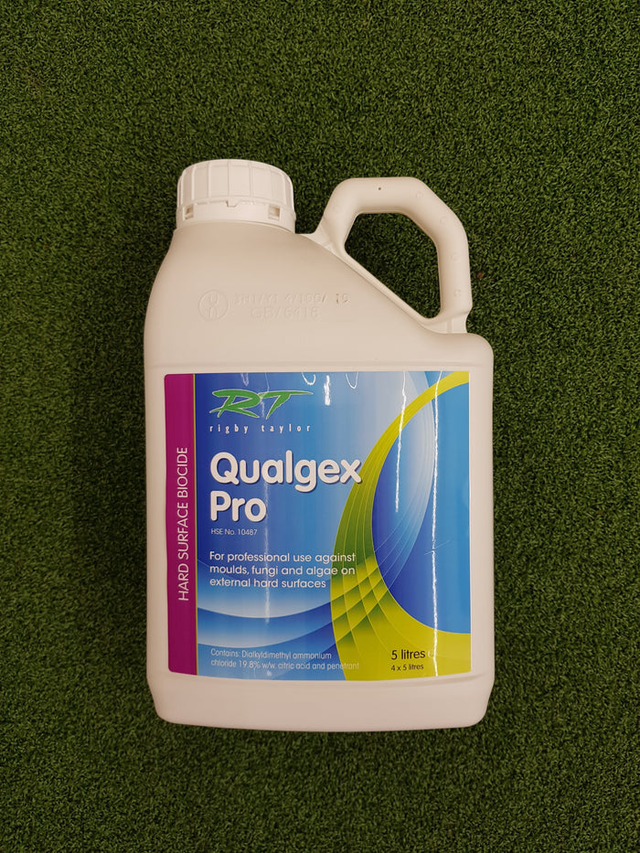 Court Cleaning - Moss Killer Qualgex Pro
