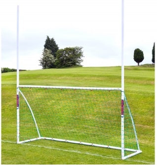 Combination - Samba Football and Rugby Posts - PVC