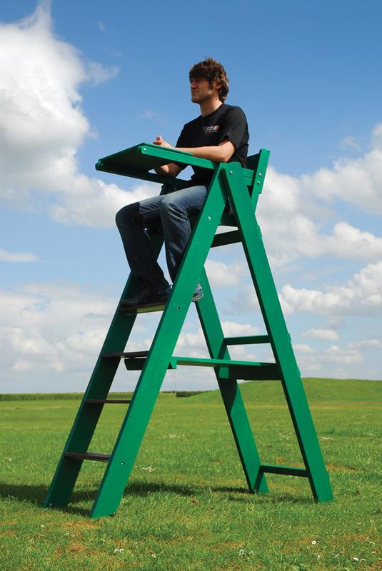Umpires Chair - Height 1.5m
