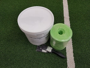 Court White Line Paint Kit