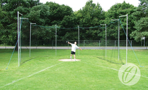 Discus Cage Netting