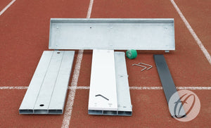 Long Jump Take Off Board