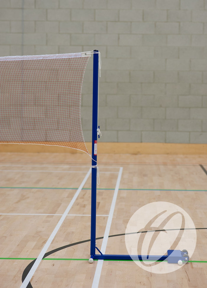 Badminton Posts - School Wheelaway Training